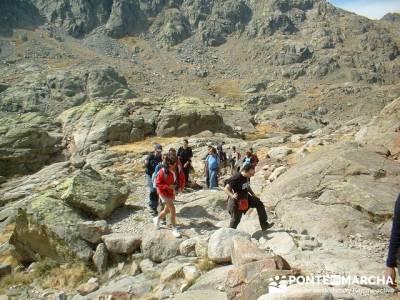 Laguna Grande de Gredos - Sierra de Gredos; club de montaña; escapadas desde madrid